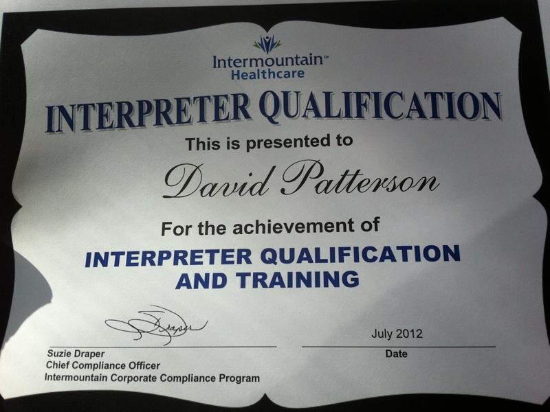 Image Result For Spanish Medical Interpreter Classes